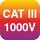 CAT 111 1000V