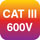 CAT 111 600V