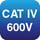 CAT 1V 600V