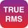 True RMS