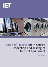 Iee Code Of Practice For Pat Testing