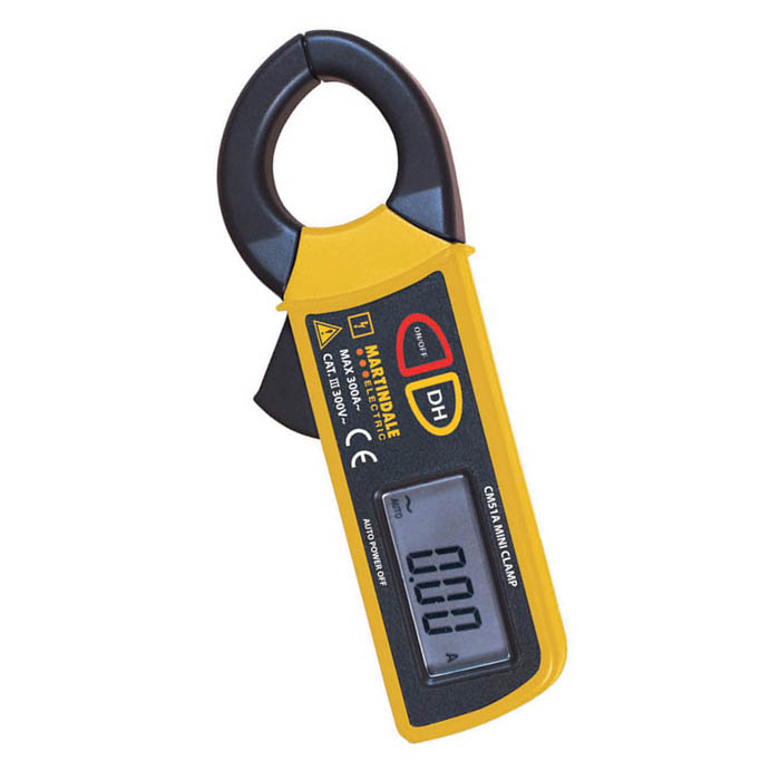 Mini Clamp Meters : Martindale cm mini clamp meter