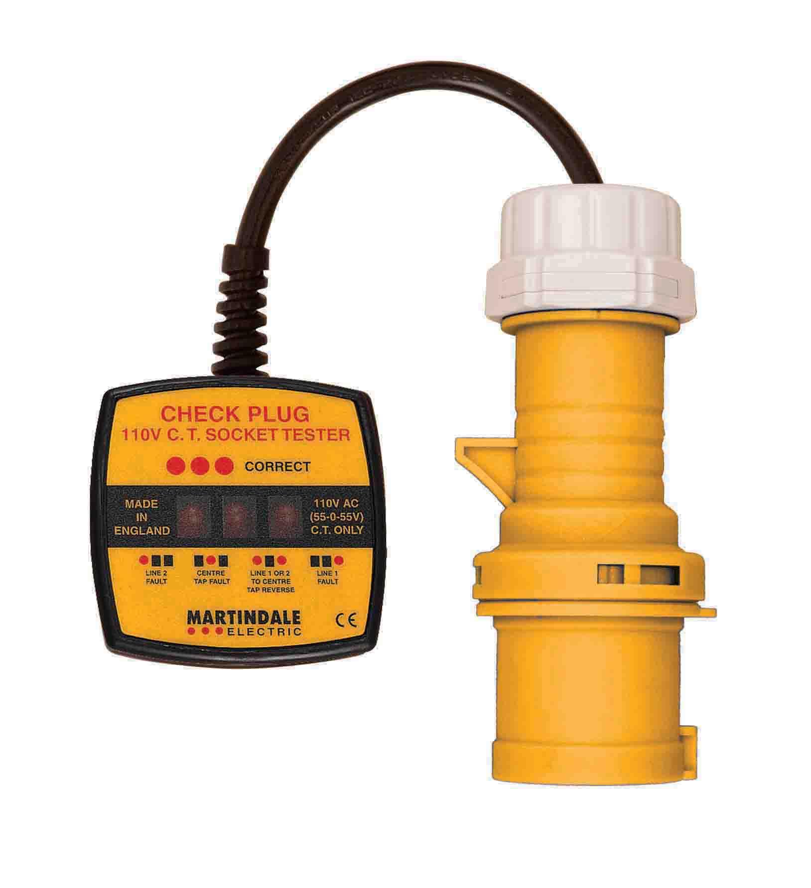 Electrical Socket Tester : Martindale cp v socket tester