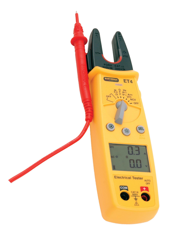 Electrical Current Tester : Martindale et electrical tester