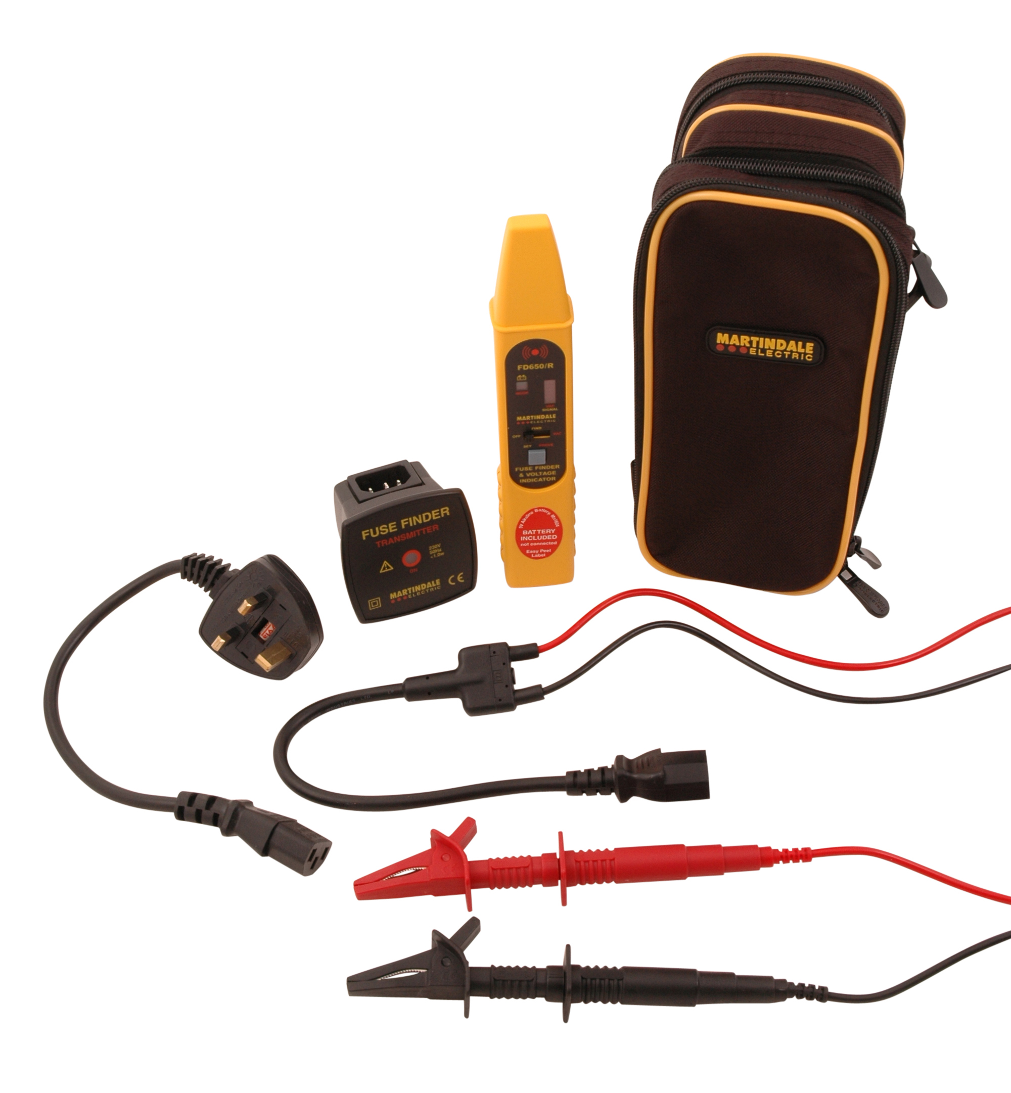 British Electrical Circuit Finder Complete Wiring Diagrams Short Locator Martindale Fd650 Elite Fuse Kit Rh Electric Co Uk Breaker Adapters Identifier