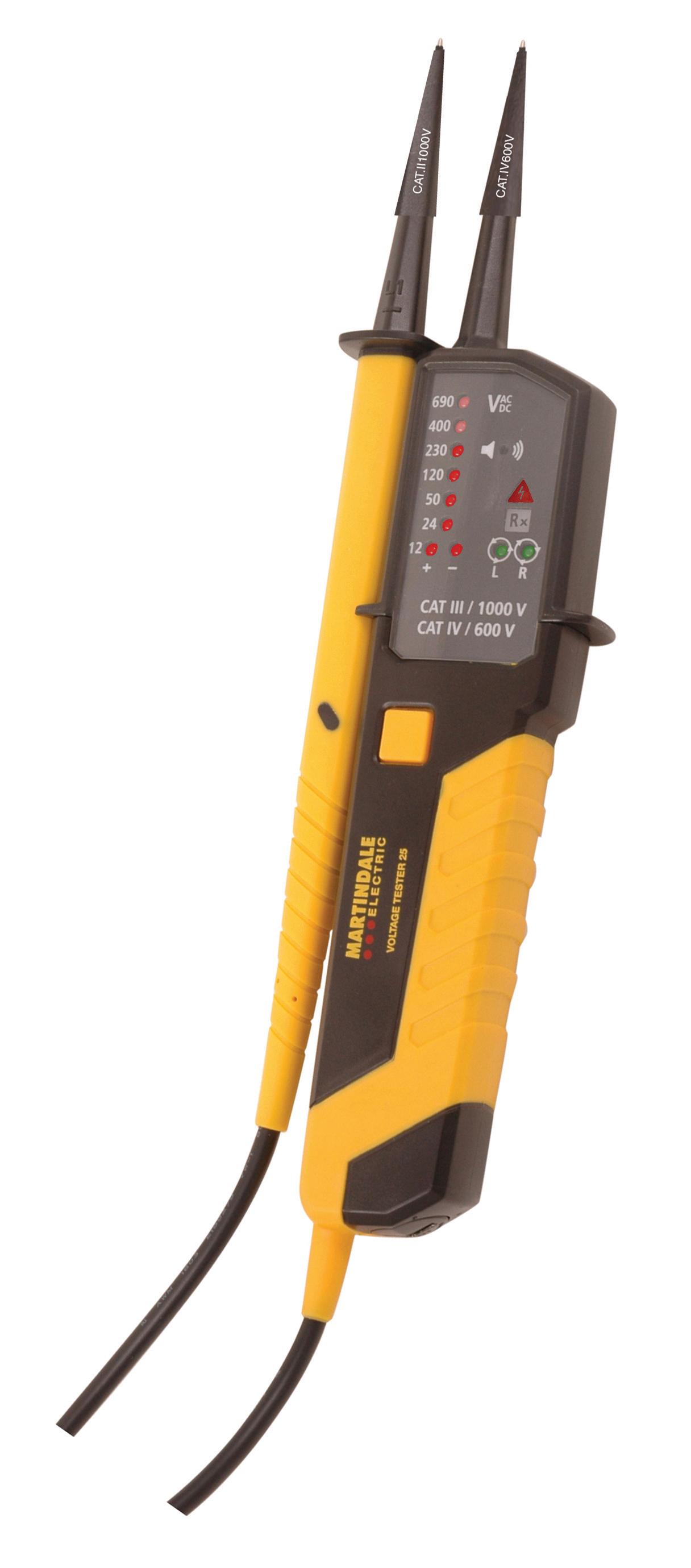 Martindale Vt25 Voltage Indicator