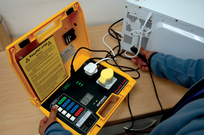 Martindale Epat2100 Dual Voltage Tester