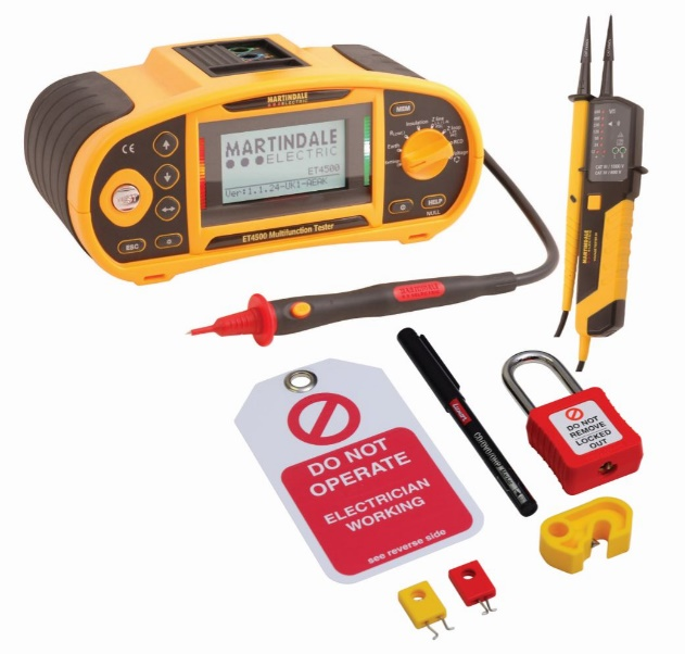 New Martindale multifunction contractor kits at ED&I