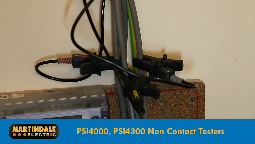 PSI 4000 non-contact 3-phase tester