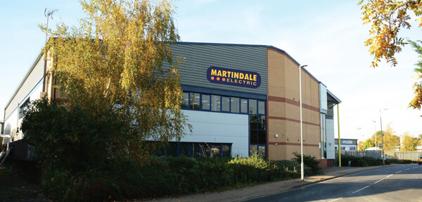 Martindale Company Premises