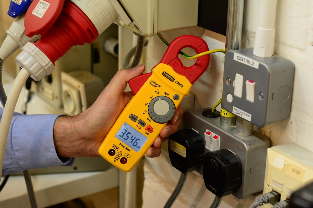 Troubleshooting leakage currents