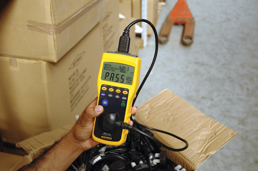 PAT Testing made easy, anytime, anywhere