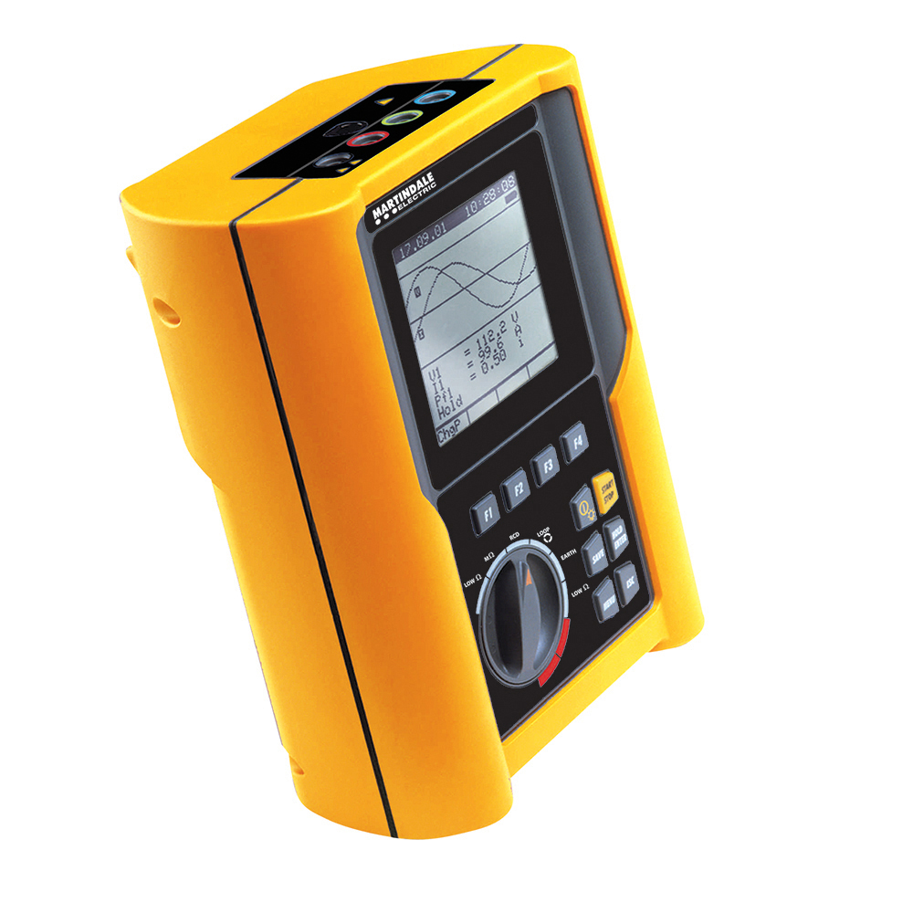 Martindale VR2250 18th Edition Multifunction Tester with Power Analysis