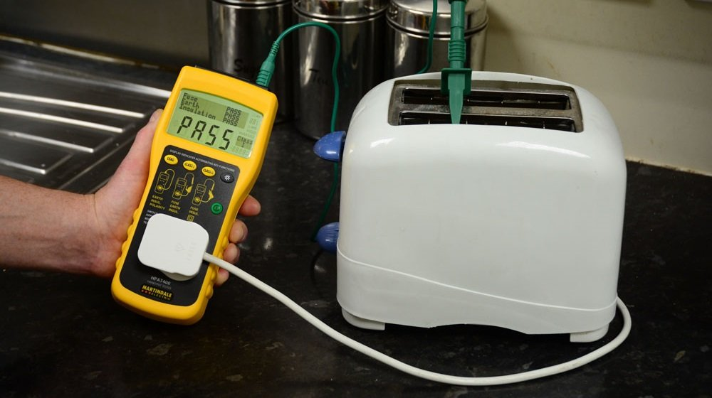 Affordable PAT Testing just got easier