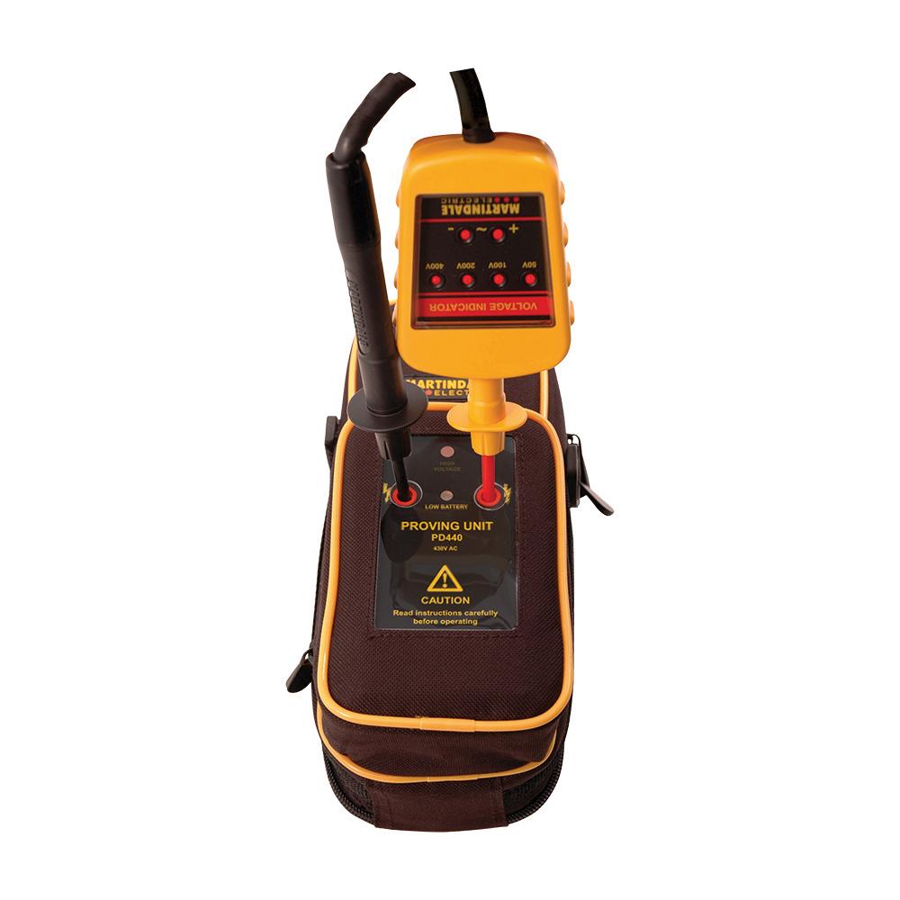 Martindale Vipd138 Voltage Indicator Vi 13800 Unfused