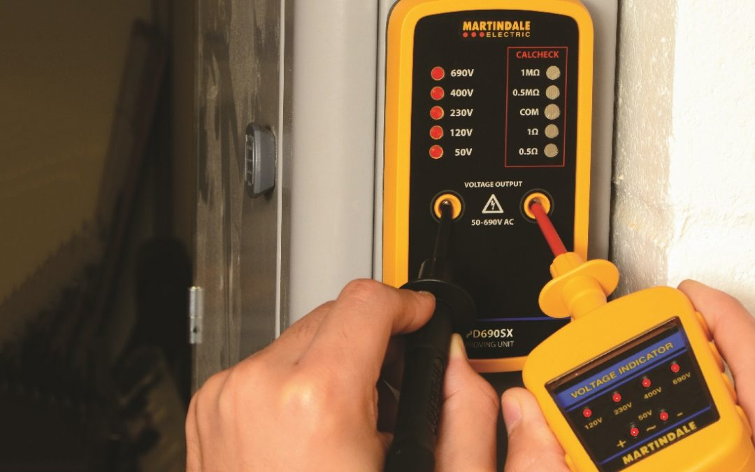 Would you trust a voltage indicator with your life and your business?